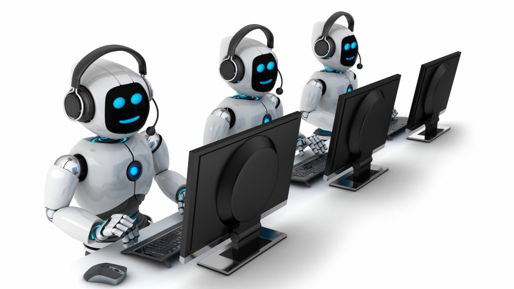 Исходящий обзвон - робот