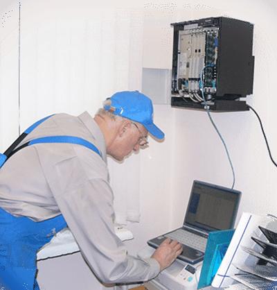Установка и настройка АТС в Одессе